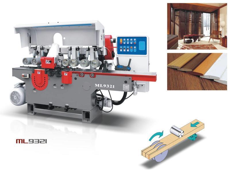 富豪刨鋸機 VH-ML9321 / VH-ML9321A